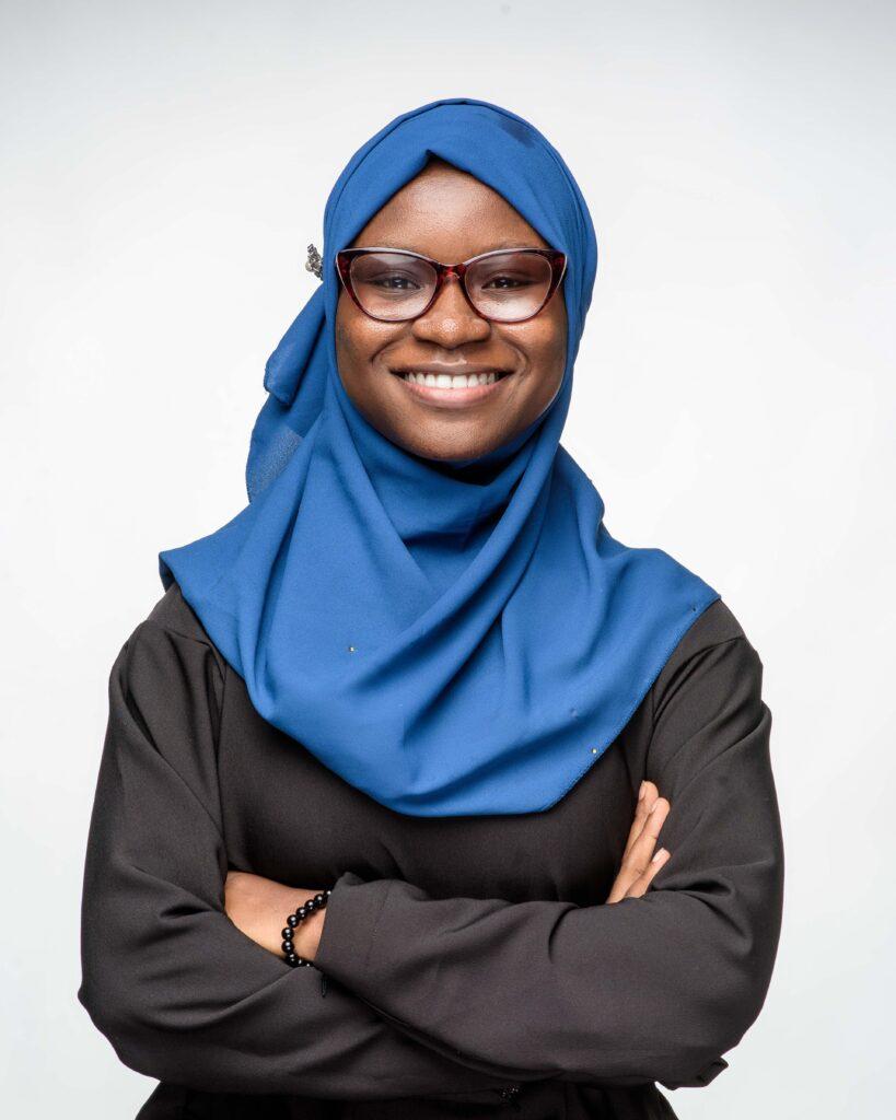 Haneefah Abdurrahman Lekki Ingressive for Good