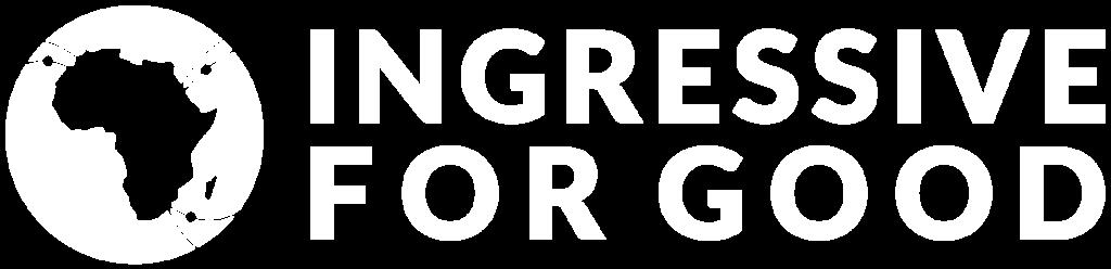 Ingressive for Good Logo White